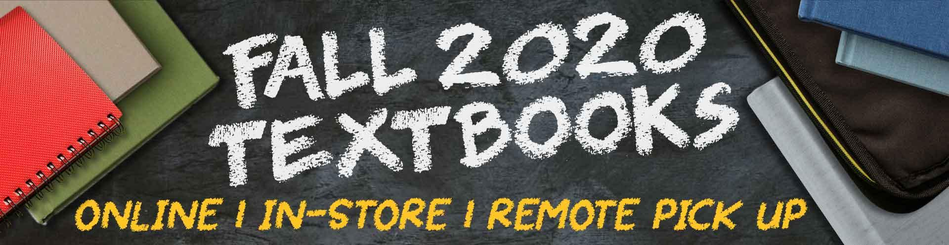Purchase Your Textbooks