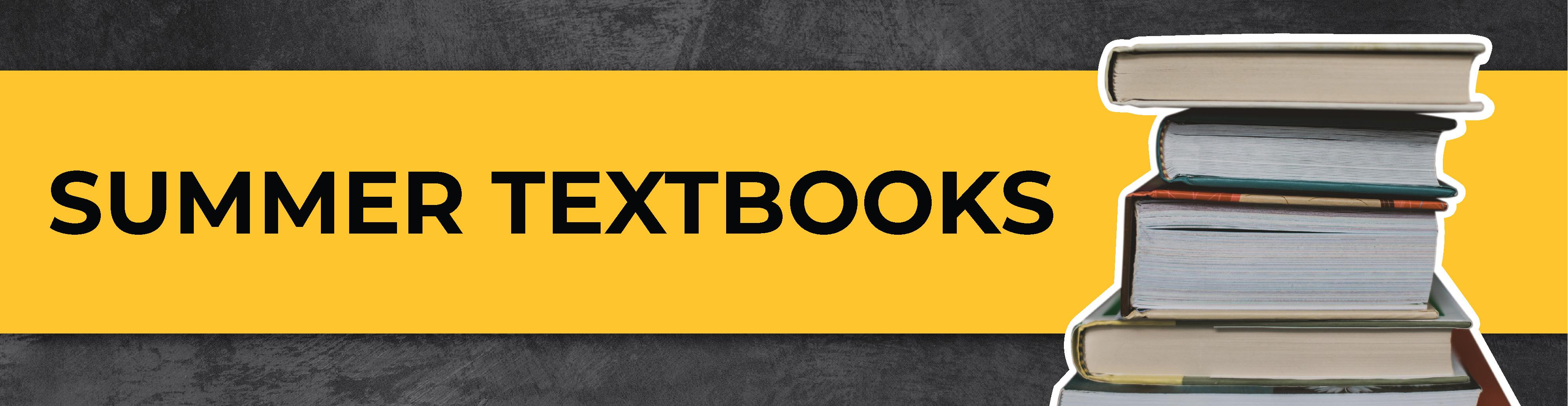 Buy Your Textbooks Today