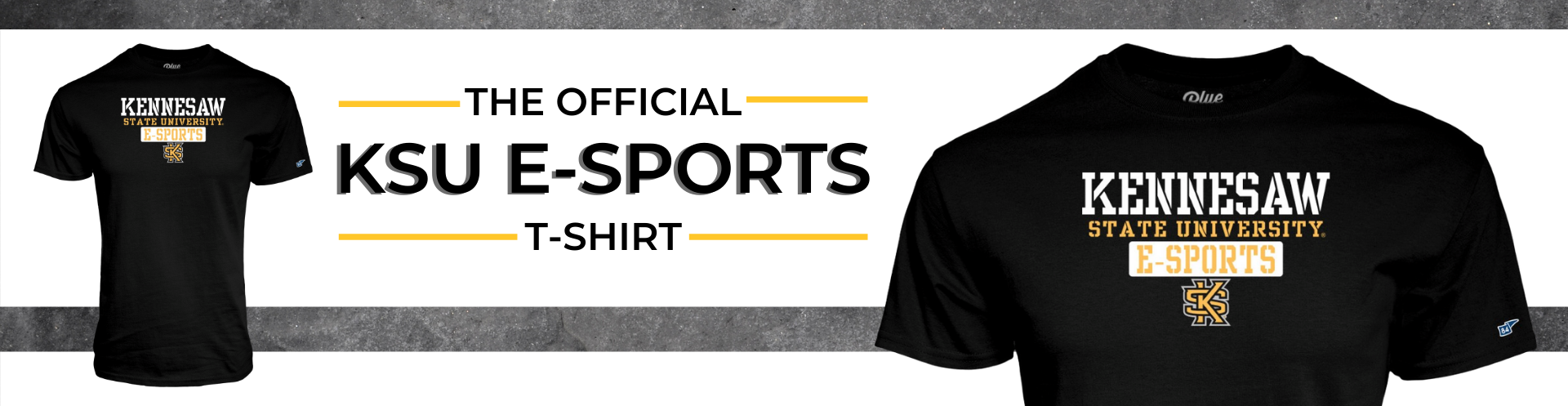 Get Your Official E-Sports T-Shirt