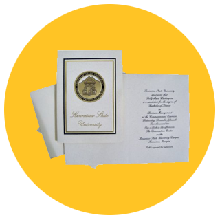Click here to shop for Balfour Graduation Announcements.