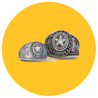 Click here to shop for Class Rings.