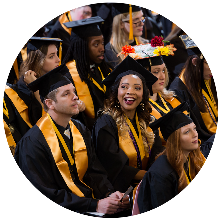 Click here for Graduation Commencement Information.
